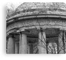 District Of Columbia World War I Memorial Canvas Print