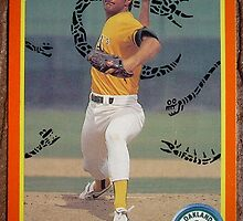 061 - Scott Chiamparino by Foob's Baseball Cards