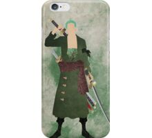 Zoro - one Piece iPhone Case/Skin