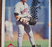 090 - Darren Reed by Foob's Baseball Cards