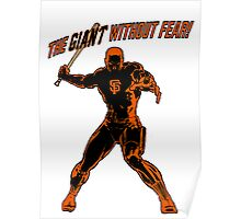 The Giant Without Fear Poster