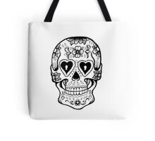 The Smiling Skull Tote Bag