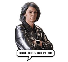 Quicksilver - Cool kids can't die Photographic Print