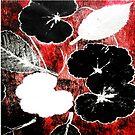 """Red Fall by Belinda """"BillyLee"""" NYE (Printmaker)"""