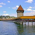 Kapellbrücke  by annalisa bianchetti