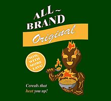 All Brand (Pillows & Totes Edition) by agustindesigner