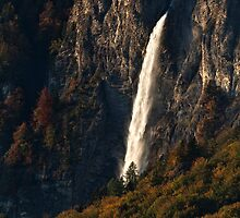 Waterfall by Hudolin