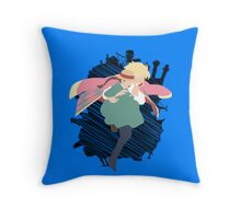 Dancing in the sky (Pillows & Totes Edition) Throw Pillow