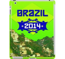 FIFA World Cup Brazil 2014 iPad Case/Skin