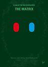 No117 My MATRIX minimal movie poster by Chungkong