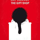 No130 My Exit Through the Gift Shop minimal movie poster by Chungkong
