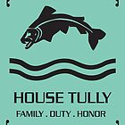 House Tully by EAMS