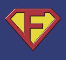SUPERMAN F by icedtees