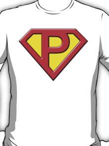 SUPERMAN P T-Shirt