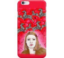 The Royal Tenenbaums - Margot Tenenbaum iPhone Case/Skin