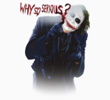 Why so serious? by lenz30