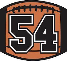 Football 54 by TheAtomicSoul