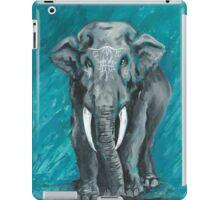 Painted Elephant - one iPad Case/Skin