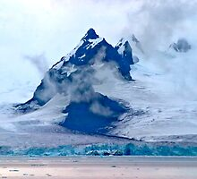 Antarctica by Marylou Badeaux