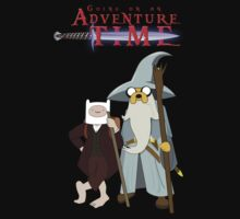 Going on an adventure time by icedtees