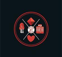 Regional At Best Badge  by akoto