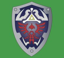 Hylian Shield by icedtees