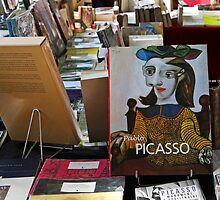 Still Life Tribute to Picasso by TerrillWelch