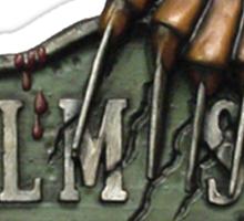 Elm Street Sticker