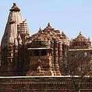 Khajuraho,  Temple Architecture by John Dalkin
