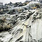 'Yosemite: Winter Stone' - Watercolours. by Gee Massam