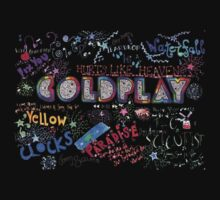 Coldplay! by jackkwhi