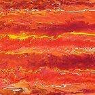 Sunburst by Lisa Frances Judd~QuirkyHappyArt