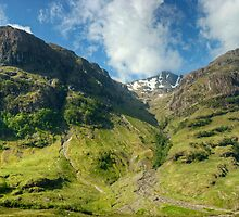 The Three Sisters Of Glencoe by VoluntaryRanger