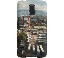 City skyline Samsung Galaxy Case/Skin