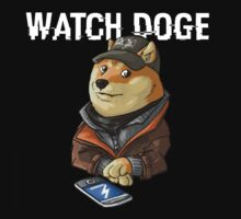 Watch Doge (no extra text, white) by Cramer