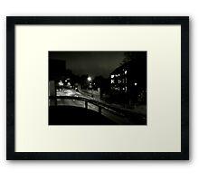 London at Night  Framed Print