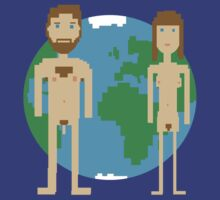 People of the World - Pixel by glik