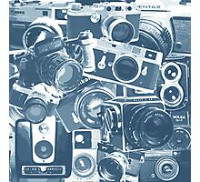 Classic Camera Collection Photographic Print