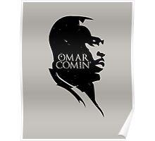 Omar Comin' Poster