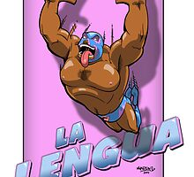 Luchador! by marcosmp