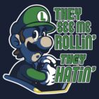 Luigi MK8 - Ridin' Dirty by MartinIsAwesome