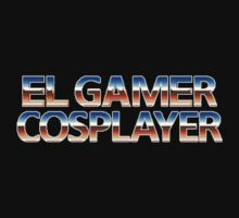 EGC - Data East font by El Gamer Cosplayer