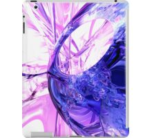 Crystallized Abstract iPad Case/Skin