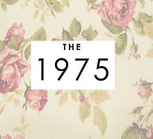 The 1975 - Floral by Carolyn Lewis