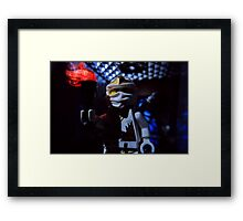 The Sewers Framed Print