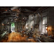 Machinist - The Millwright  Photographic Print