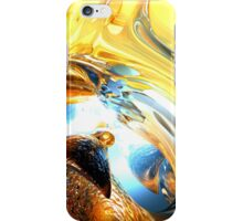 Glass Tidal Wave Abstract  iPhone Case/Skin