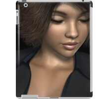 Beauty was her name iPad Case/Skin