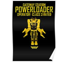 Powerloader - Class 3 Rated Poster