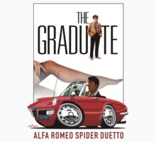 Alfa Romeo Duetto Graduate by car2oonz